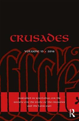 Crusades  Volume 15 by Benjamin Z. Kedar