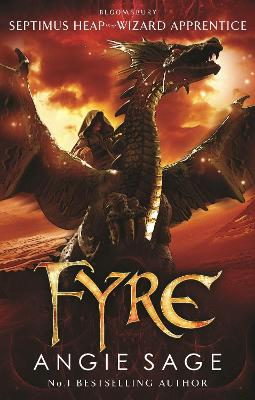 Fyre: Septimus Heap Book 7 by Angie Sage