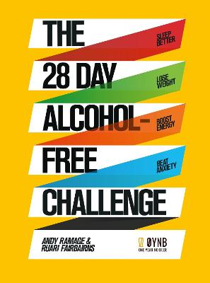 The 28 Day Alcohol-Free Challenge by Andy Ramage