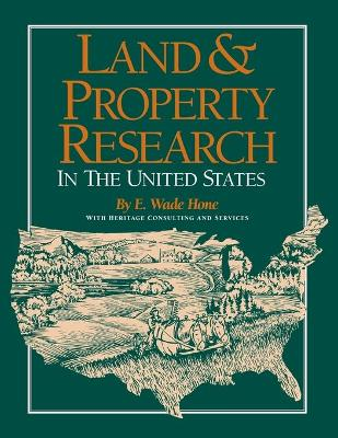 Land and Property Research book
