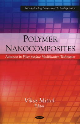 Polymer Nanocomposites by Vikas Mittal