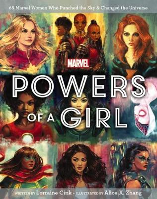 POWERS OF A GIRL book