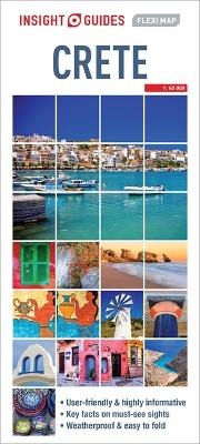 Insight Guides Flexi Map Crete by