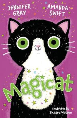 Magicat book