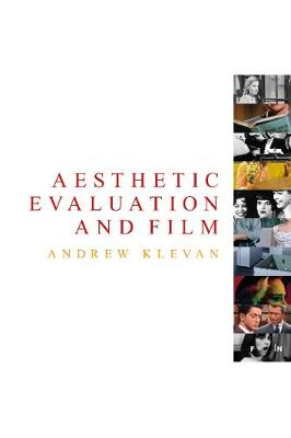 Aesthetic Evaluation and Film book