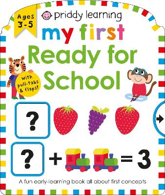 My First Ready For School book