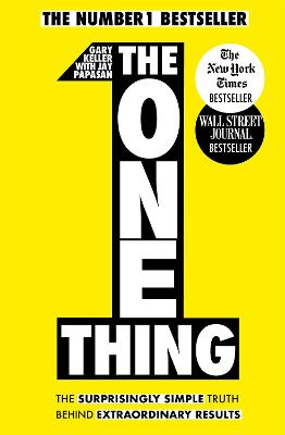 One Thing by Gary Keller