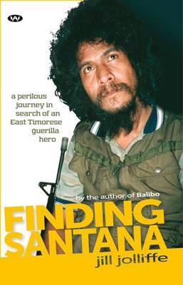 Finding Santana by Jill Jolliffe