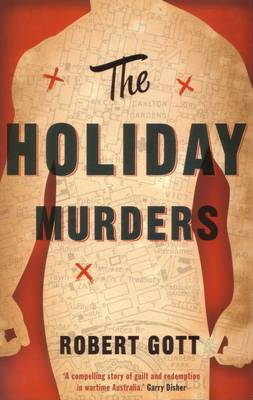Holiday Murders book