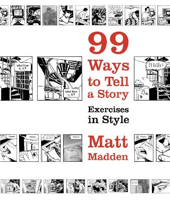 99 Ways to Tell a Story book