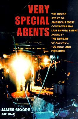 Very Special Agents book