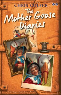 The Land of Stories: The Mother Goose Diaries by Chris Colfer