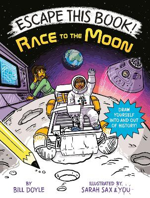 Escape This Book! Race to the Moon book