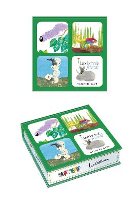 Leo Lionni's Friends Matching Game: A Memory Game with 20 Matching Pairs for Children by Leo Lionni
