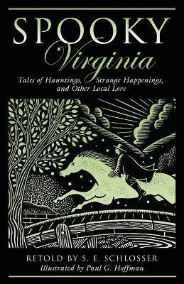 Spooky Virginia book