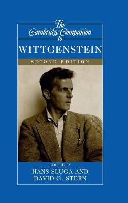 Cambridge Companion to Wittgenstein by Hans Sluga