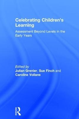 Celebrating Children's Learning by Julian Grenier