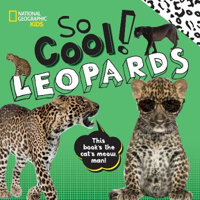So Cool! Leopards book