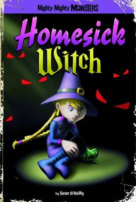 Homesick Witch book