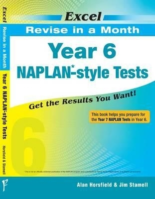 Year 6 NAPLAN-style Tests by Alan Horsfield