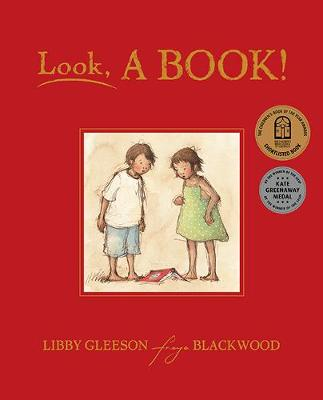 Look, a Book! by Libby Gleeson