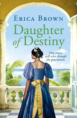 Daughter of Destiny by Erica Brown