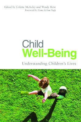 Child Well-Being by Colette McAuley