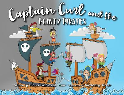 Captain Curl and the Pointy Pirates book