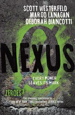 Nexus: Zeroes 3 by Margo Lanagan