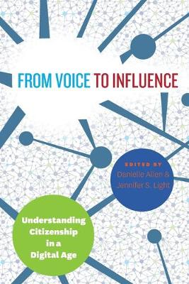 From Voice to Influence by Danielle Allen