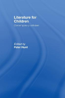 Literature for Children book