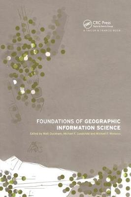 Foundations of Geographic Information Science book