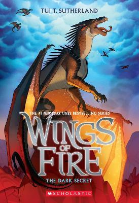 Wings of Fire #4: Dark Secret book