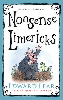 Nonsense Limericks book
