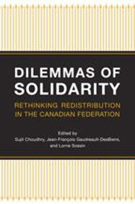 Dilemmas of Solidarity by Sujit Choudhry