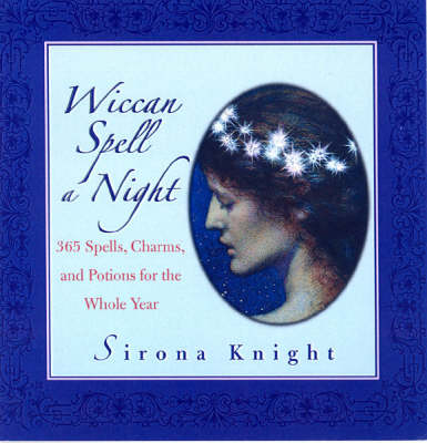 Wiccan Spell A Night book