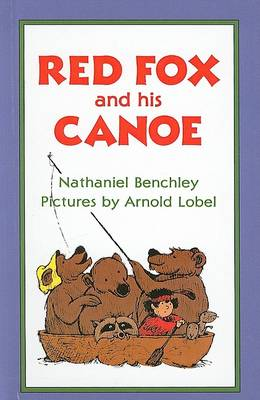 Red Fox and His Canoe by Nathaniel Benchley