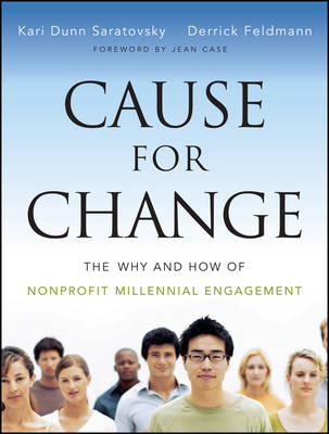 Cause for Change by Kari Dunn Saratovsky