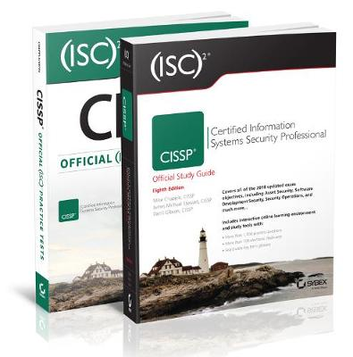 (ISC)2 CISSP Certified Information Systems Security Professional Official Study Guide & Practice Tests Bundle by Mike Chapple