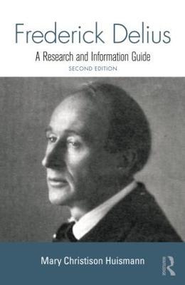 Frederick Delius book