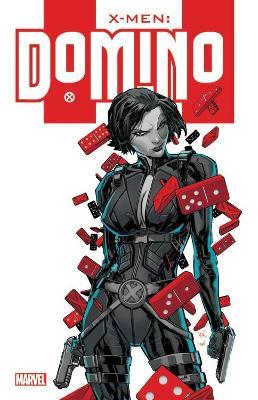 X-men: Domino by Ben Raab