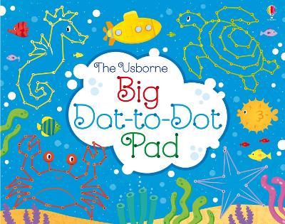 Big Dot-to-Dot Pad by Kirsteen Robson