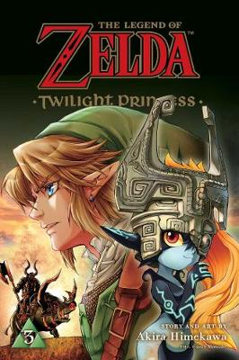 Legend of Zelda: Twilight Princess, Vol. 3 by Akira Himekawa