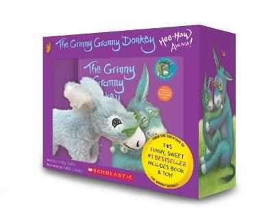 The Grinny Granny Donkey Box Set with Plush by Craig Smith