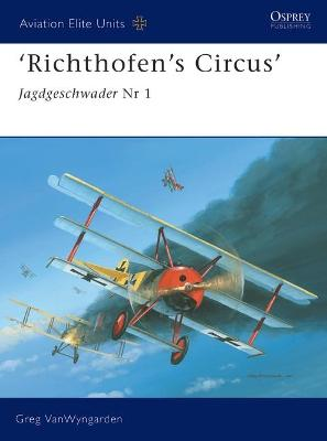 Richthofen's Flying Circus book
