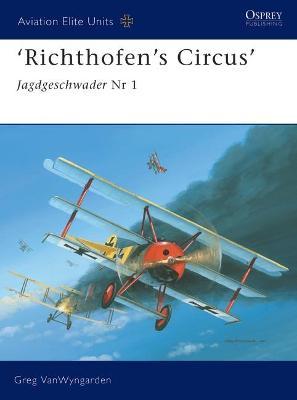 Richthofen's Flying Circus by Greg VanWyngarden