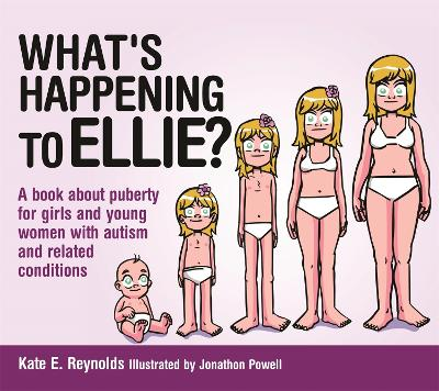 What's Happening to Ellie? by Kate E. Reynolds