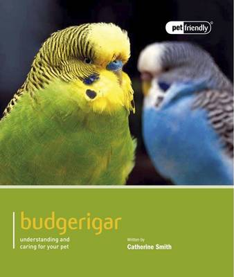 Budgeriegars - Pet Friendly by Catherine Smith