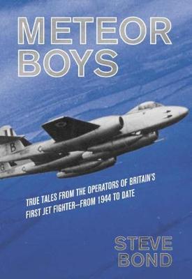 Meteor Boys book