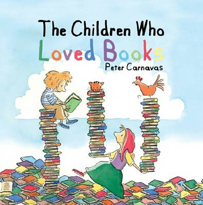 Children Who Loved Books by Peter Carnavas